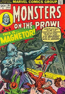 mag-monsters